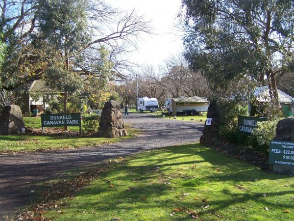 Dunkeld Caravan Park - Accommodation Sydney