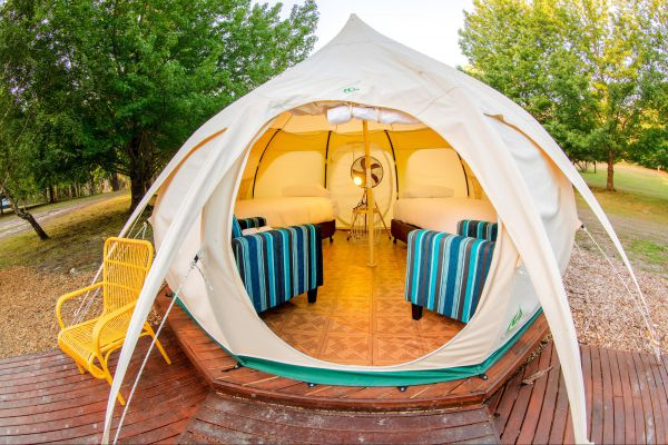 Yarra Valley Park Lane Glamping Belle Tents