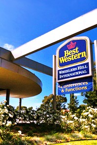 Best Western Wheelers Hill International - Accommodation Sydney
