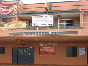 Atherton Hotel - Accommodation Sydney