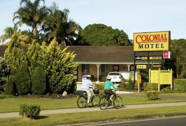 Ballina Colonial Motel - Accommodation Sydney
