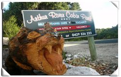 Arthur River Cabin Park - Accommodation Sydney