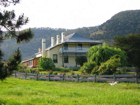 Stanton Bed and Breakfast - Accommodation Sydney