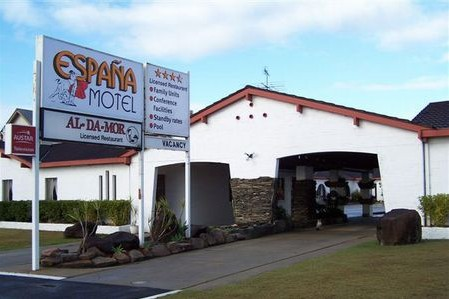 Espana Motel - Accommodation Sydney