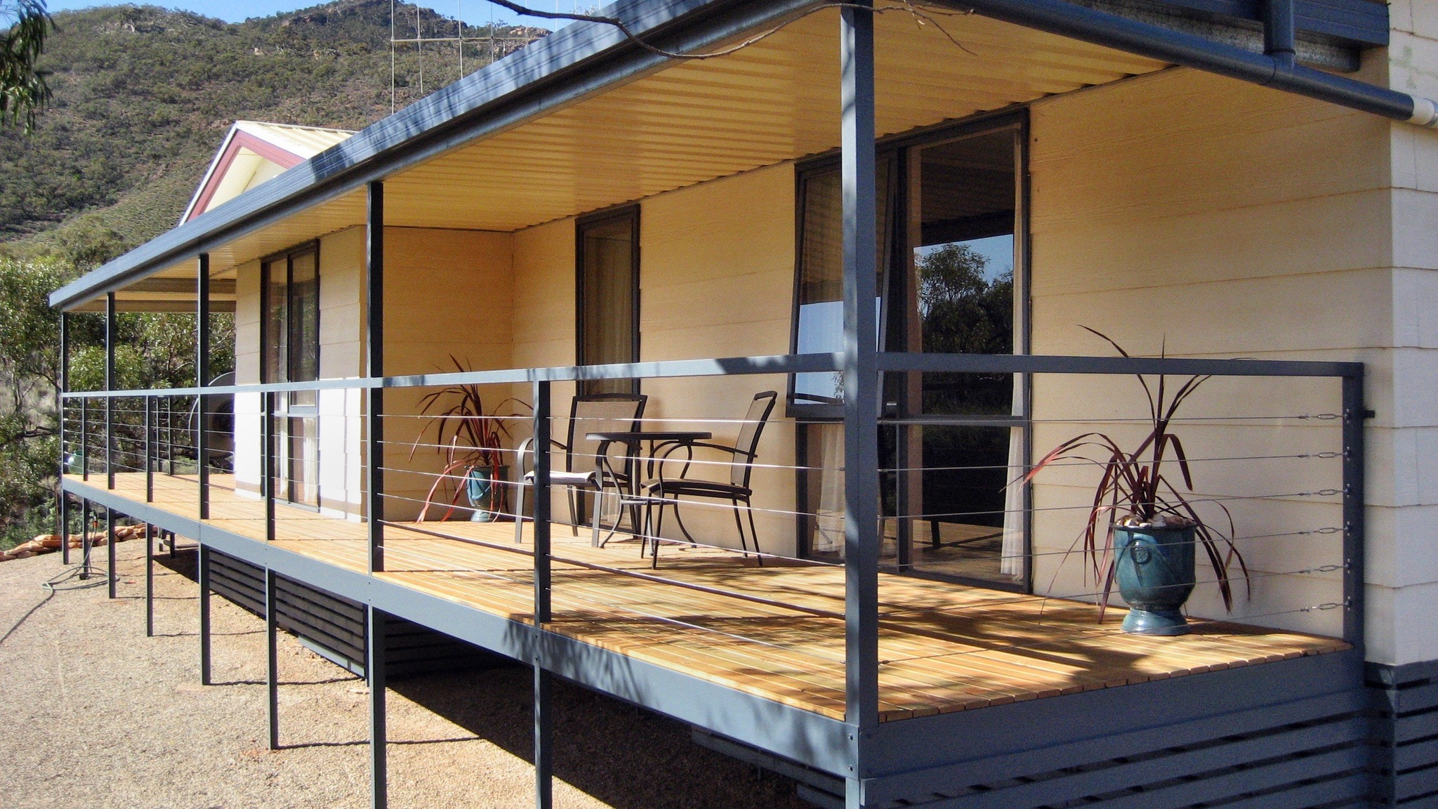 Devil's Peak Bed  Breakfast - Accommodation Sydney