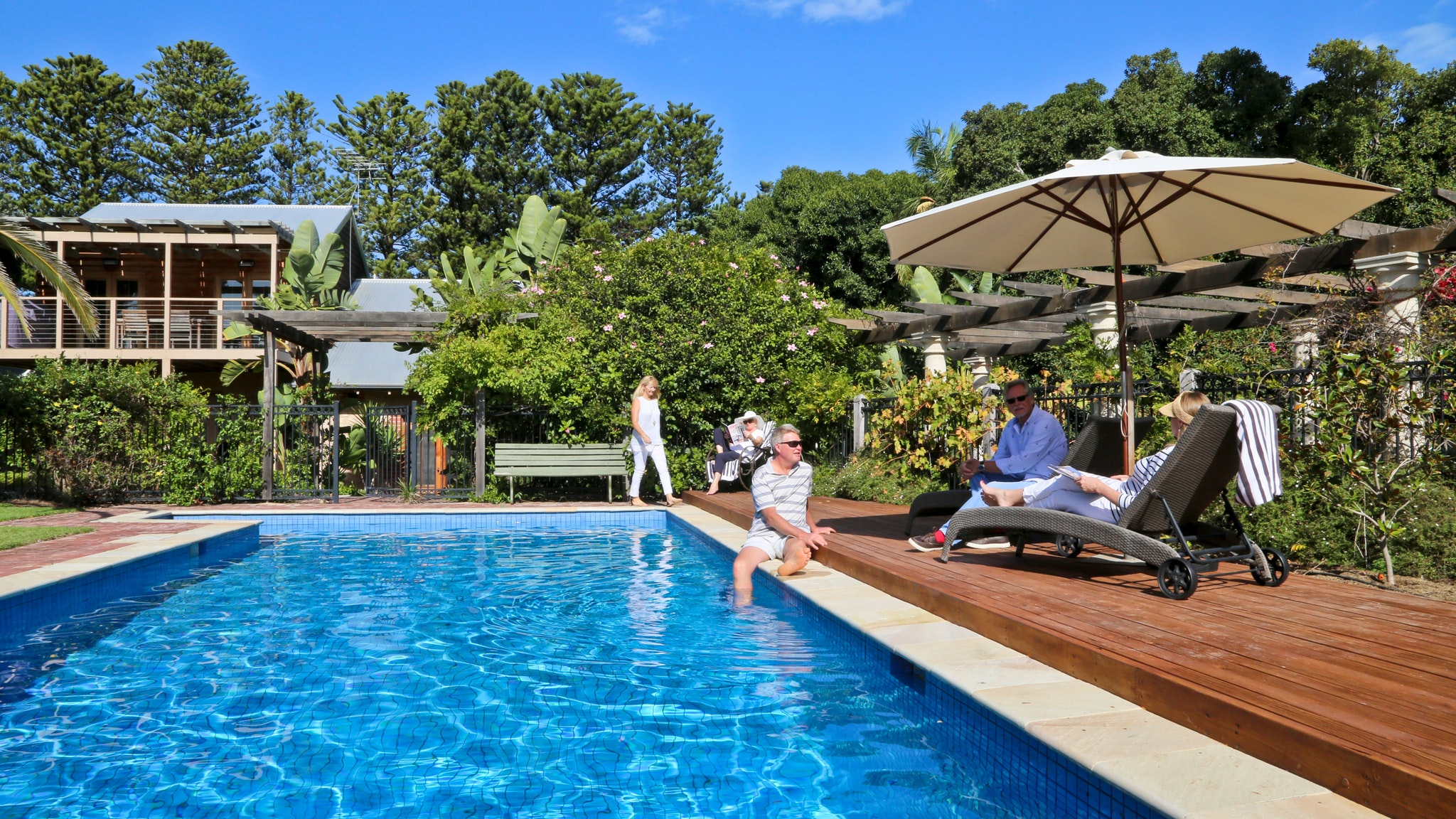 Birks River Retreats - Accommodation Sydney
