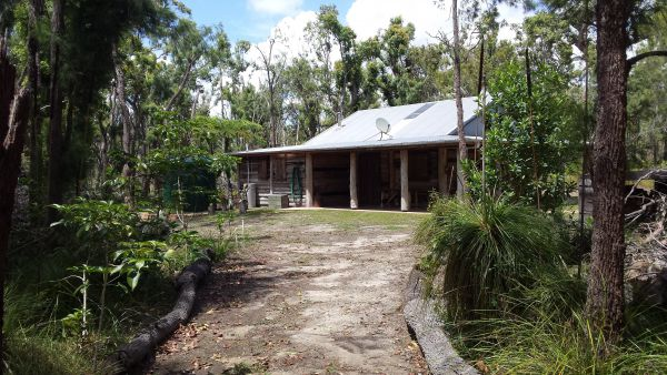Byfield Cabins on Waterpark Creek - Accommodation Sydney