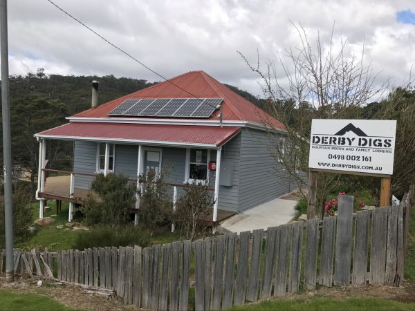 Derby Digs Cottage - Accommodation Sydney