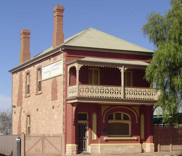 Savings Bank of South Australia - Old Quorn Branch - Accommodation Sydney