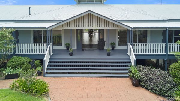 The Country House at Hunchy Luxury Bed and Breakfast Accommodation - Accommodation Sydney