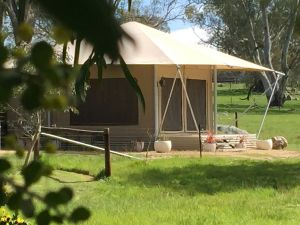 Boongarrie Luxury Tent - Accommodation Sydney