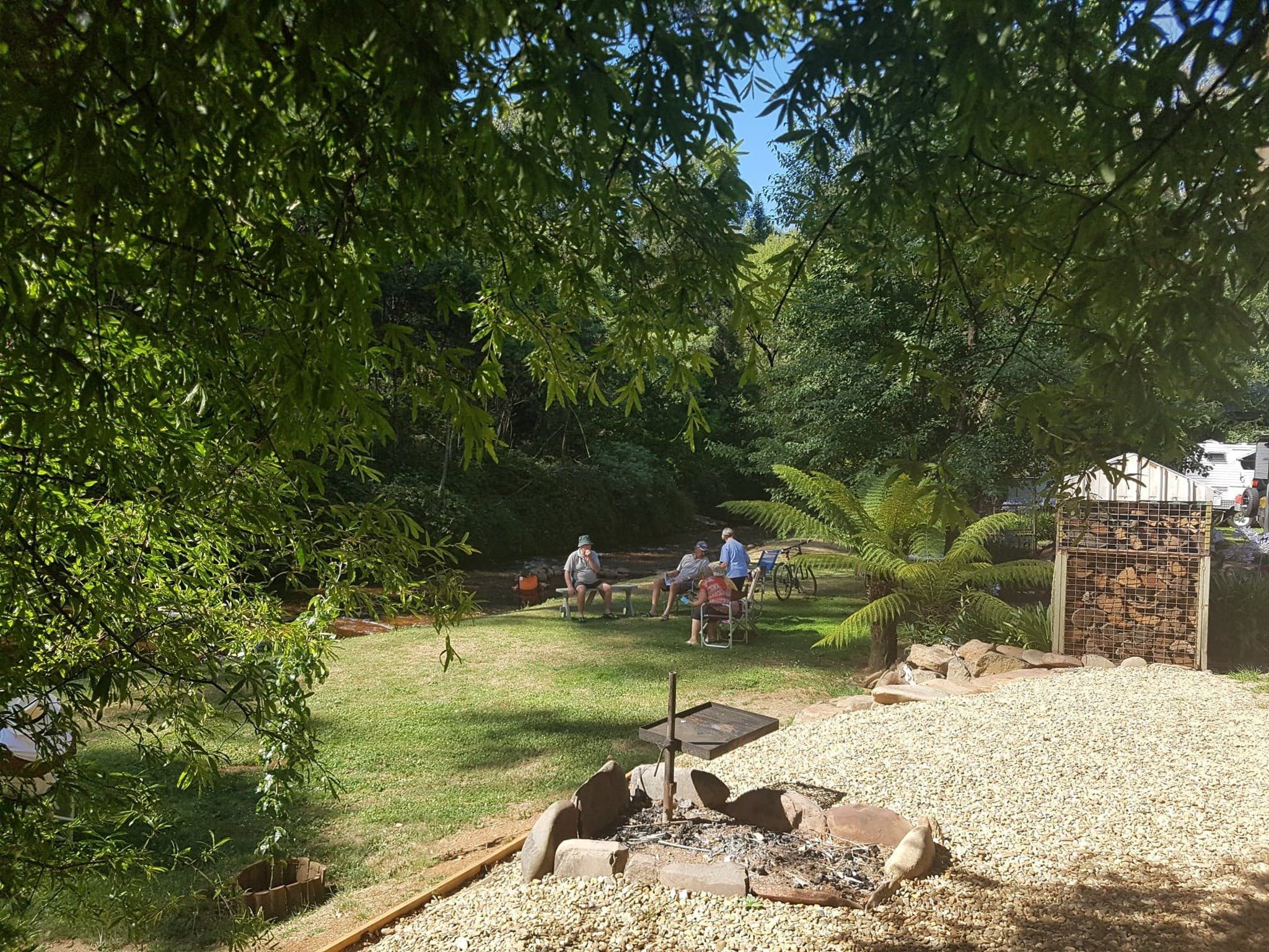Harrietville Cabins and Caravan Park - Accommodation Sydney
