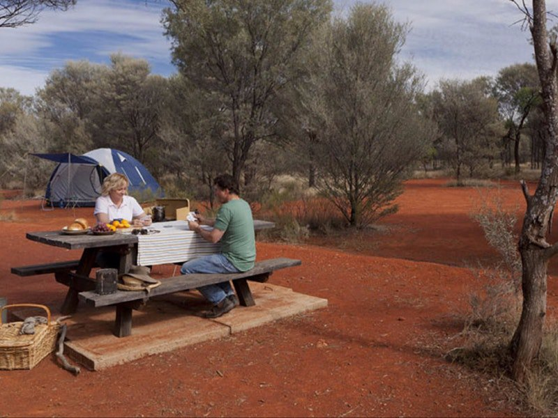 Dry Tank campground - Accommodation Sydney