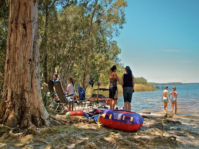 Korsmans Landing campground and picnic area - Accommodation Sydney