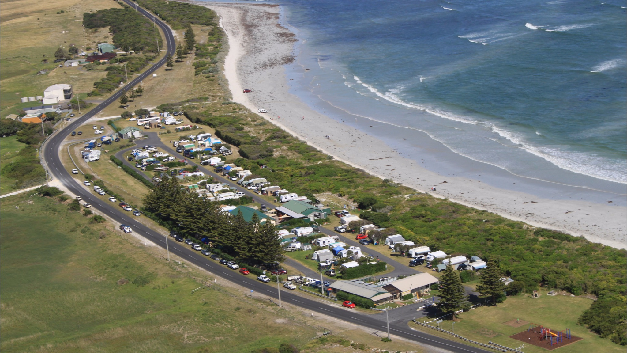 Port MacDonnell Foreshore Tourist Park - Accommodation Sydney