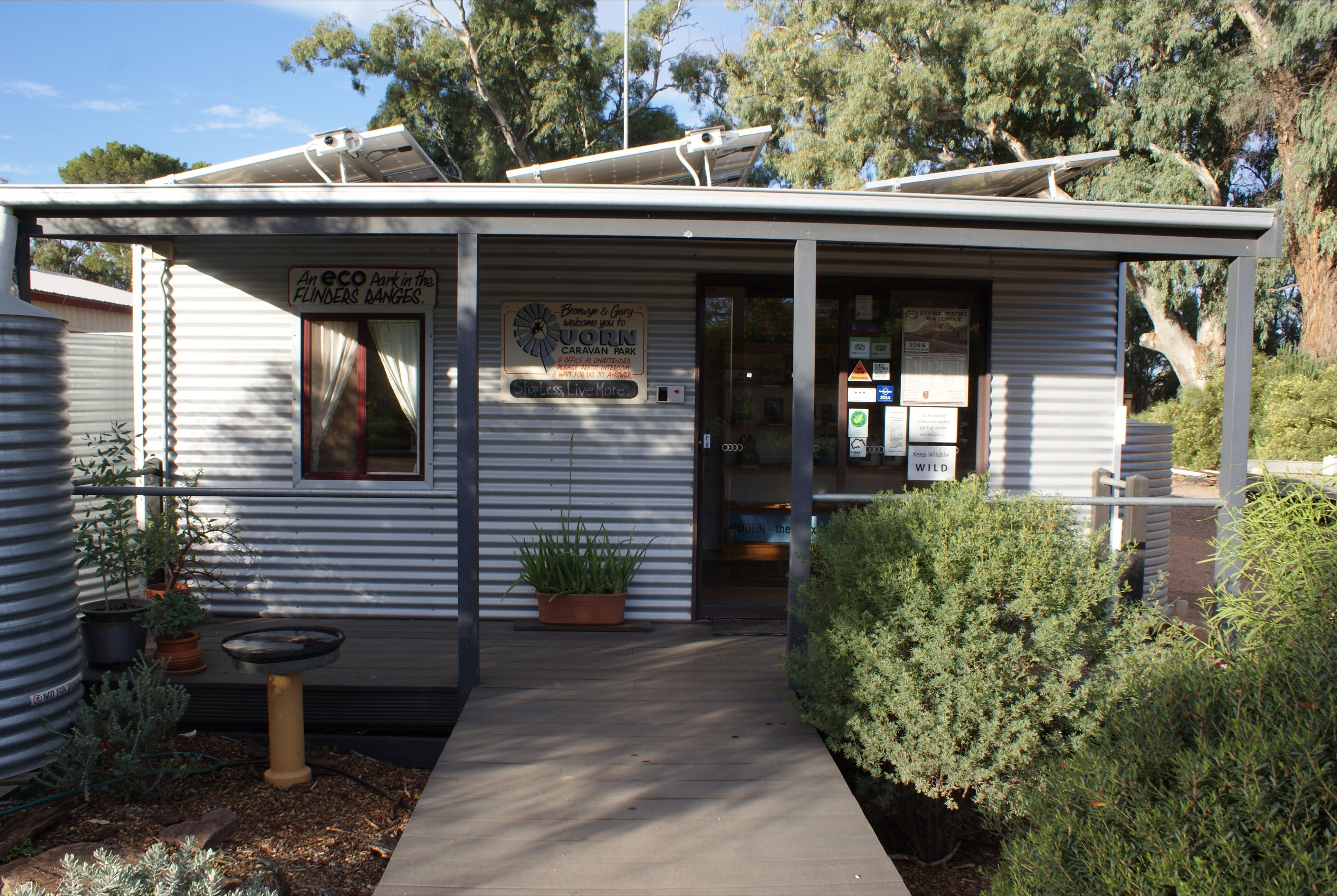 Quorn Caravan Park - Accommodation Sydney