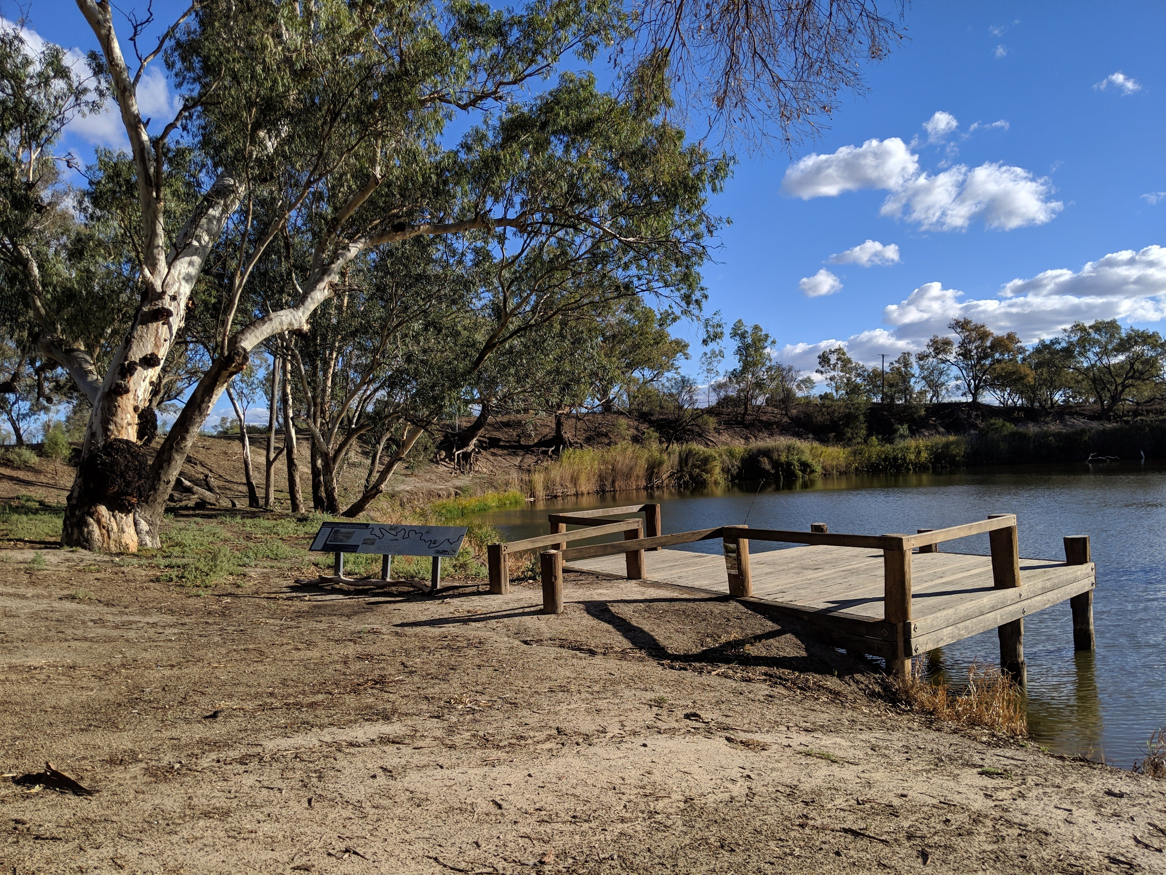 Four Mile Camping Reserve - Accommodation Sydney