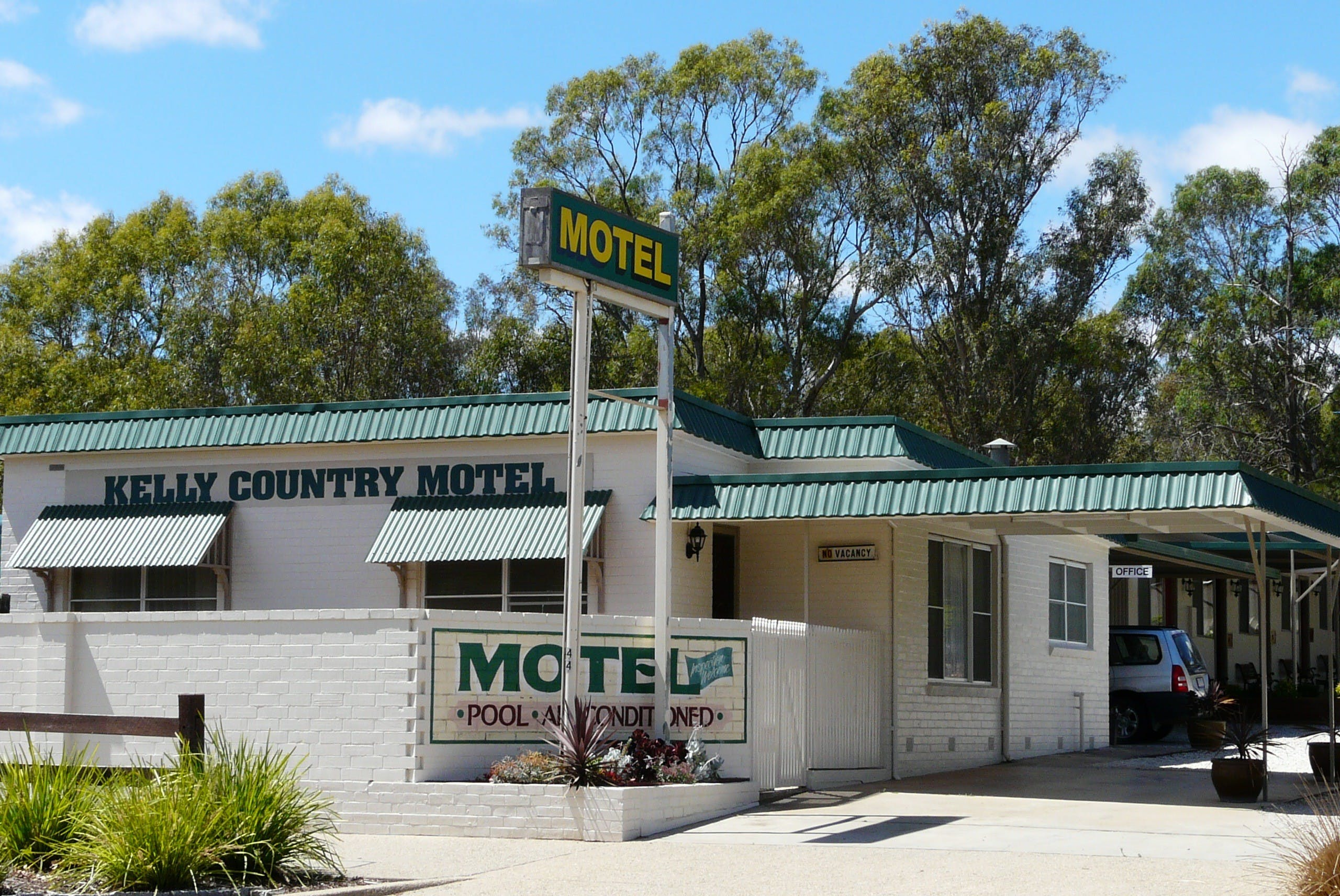 Glenrowan Kelly Country Motel - Accommodation Sydney