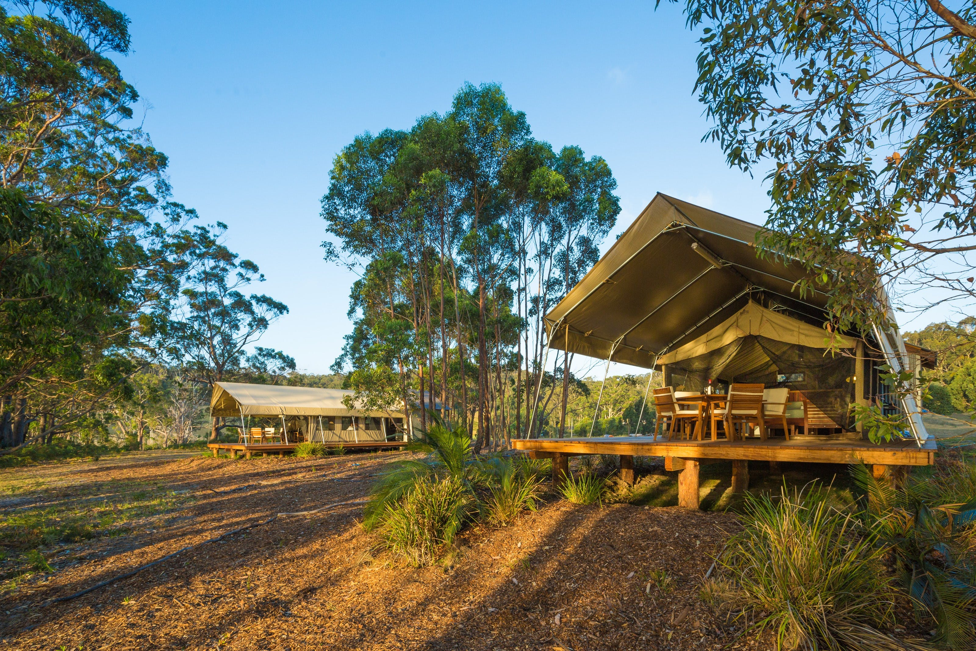 Tanja Lagoon Camp - Accommodation Sydney