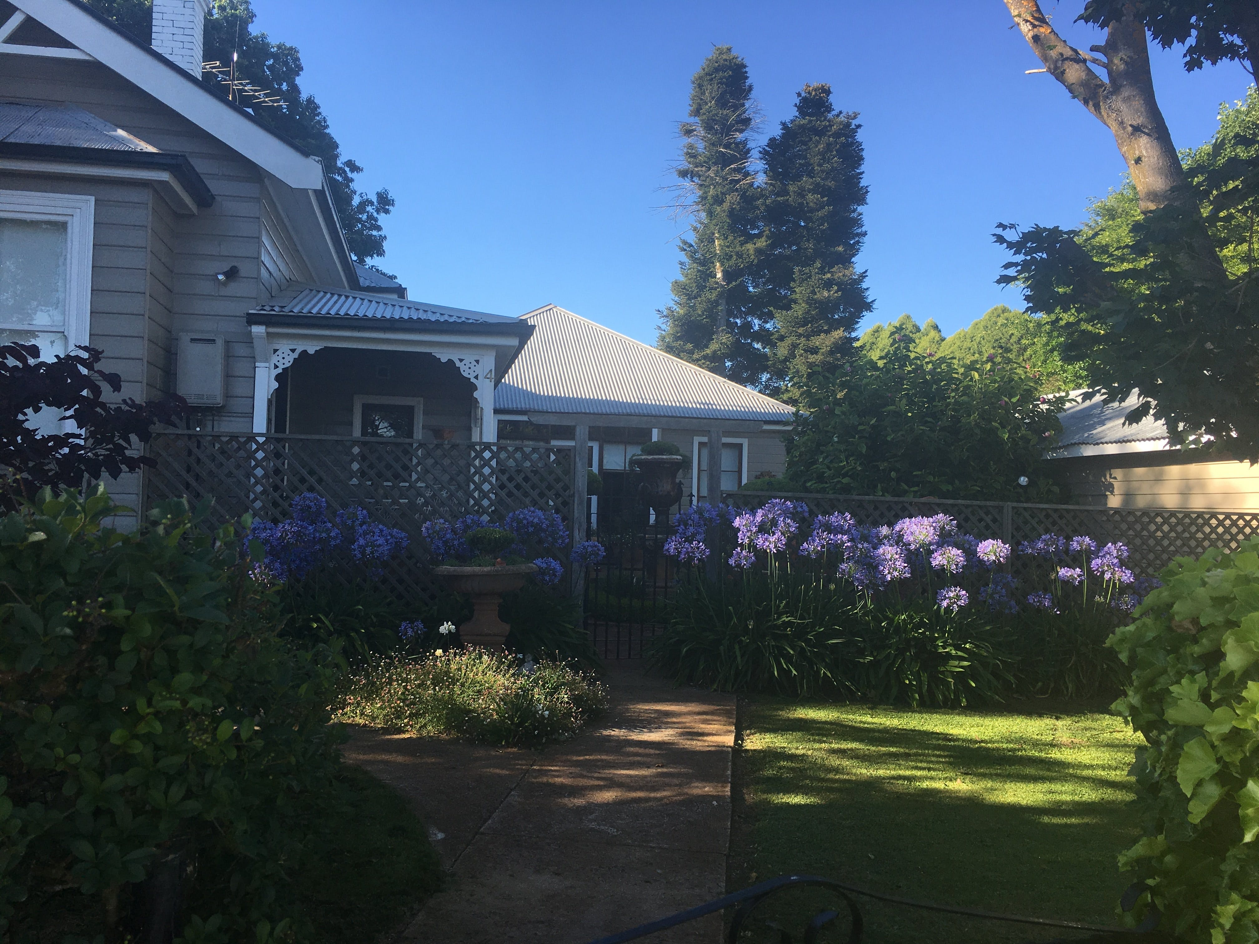 The Old Manse Bed and Breakfast - Accommodation Sydney