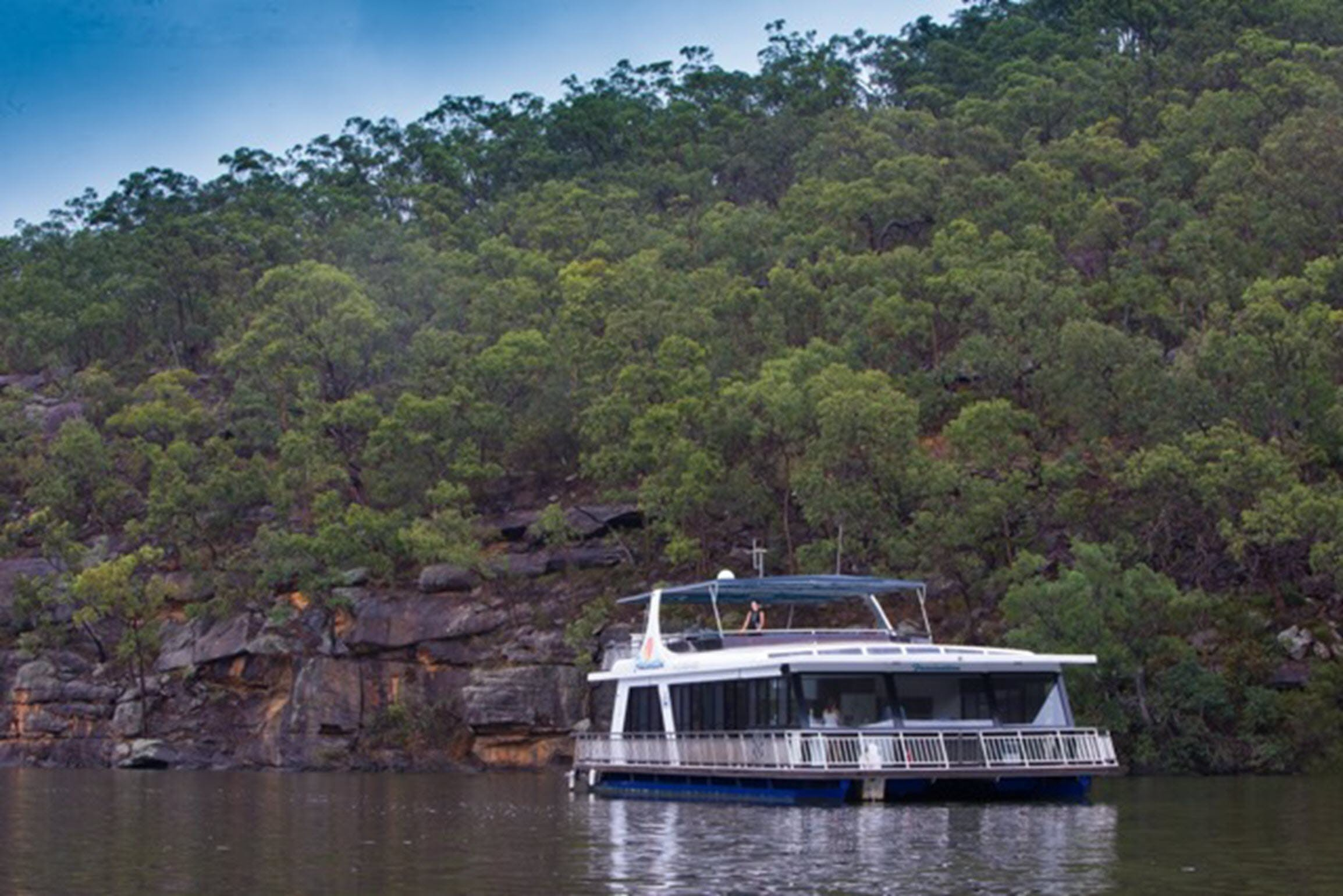 Able Hawkesbury River Houseboats - Kayaks and Dayboats - Accommodation Sydney