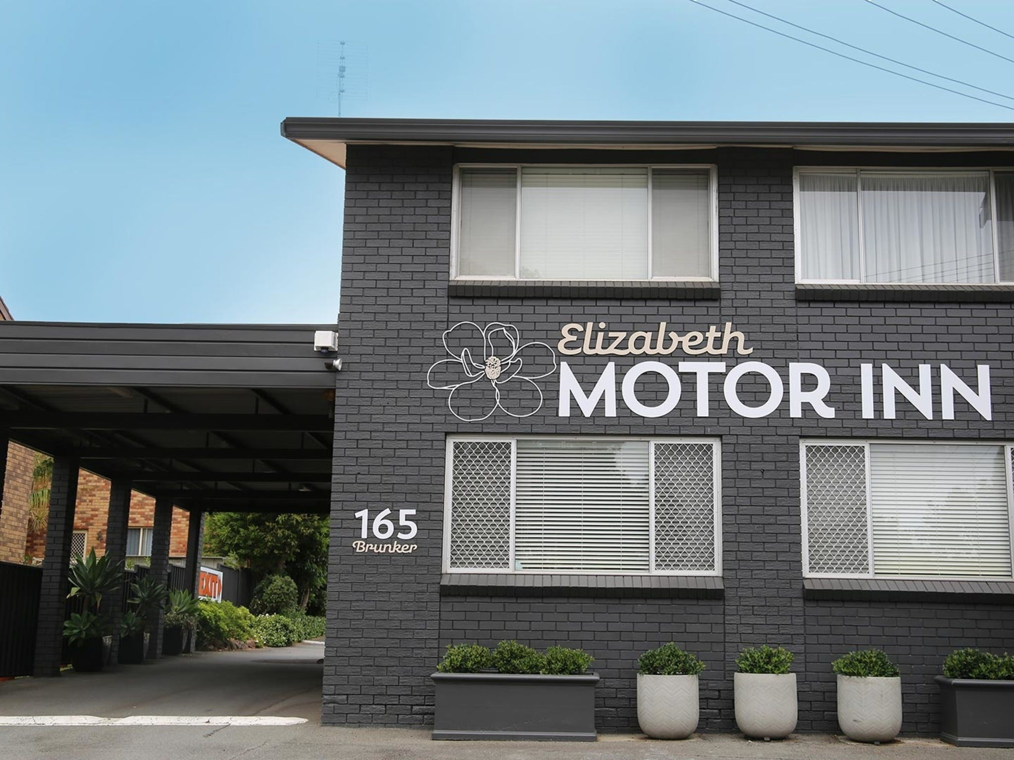 Adamstown Elizabeth Motor Inn - Accommodation Sydney