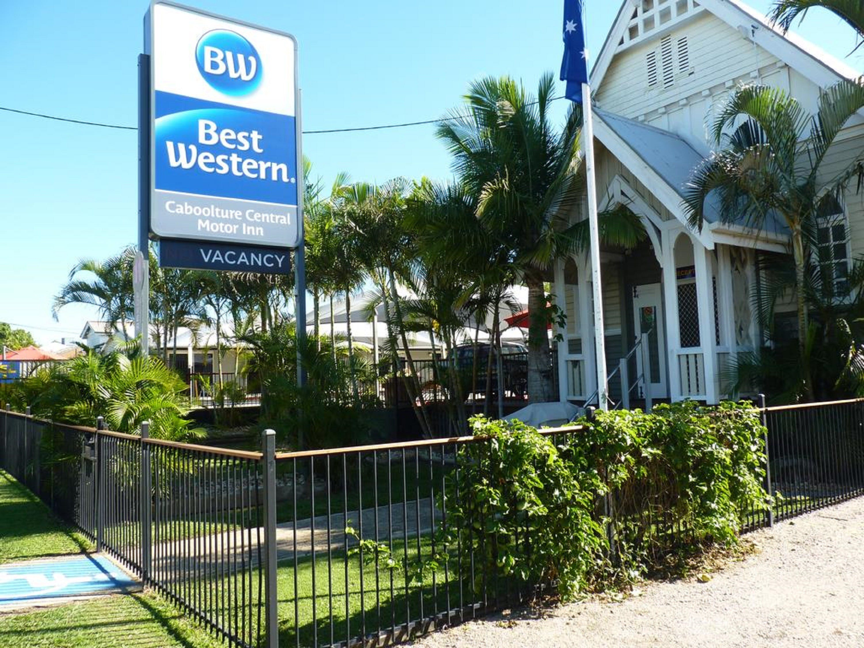 Best Western Caboolture Central Motor Inn - Accommodation Sydney