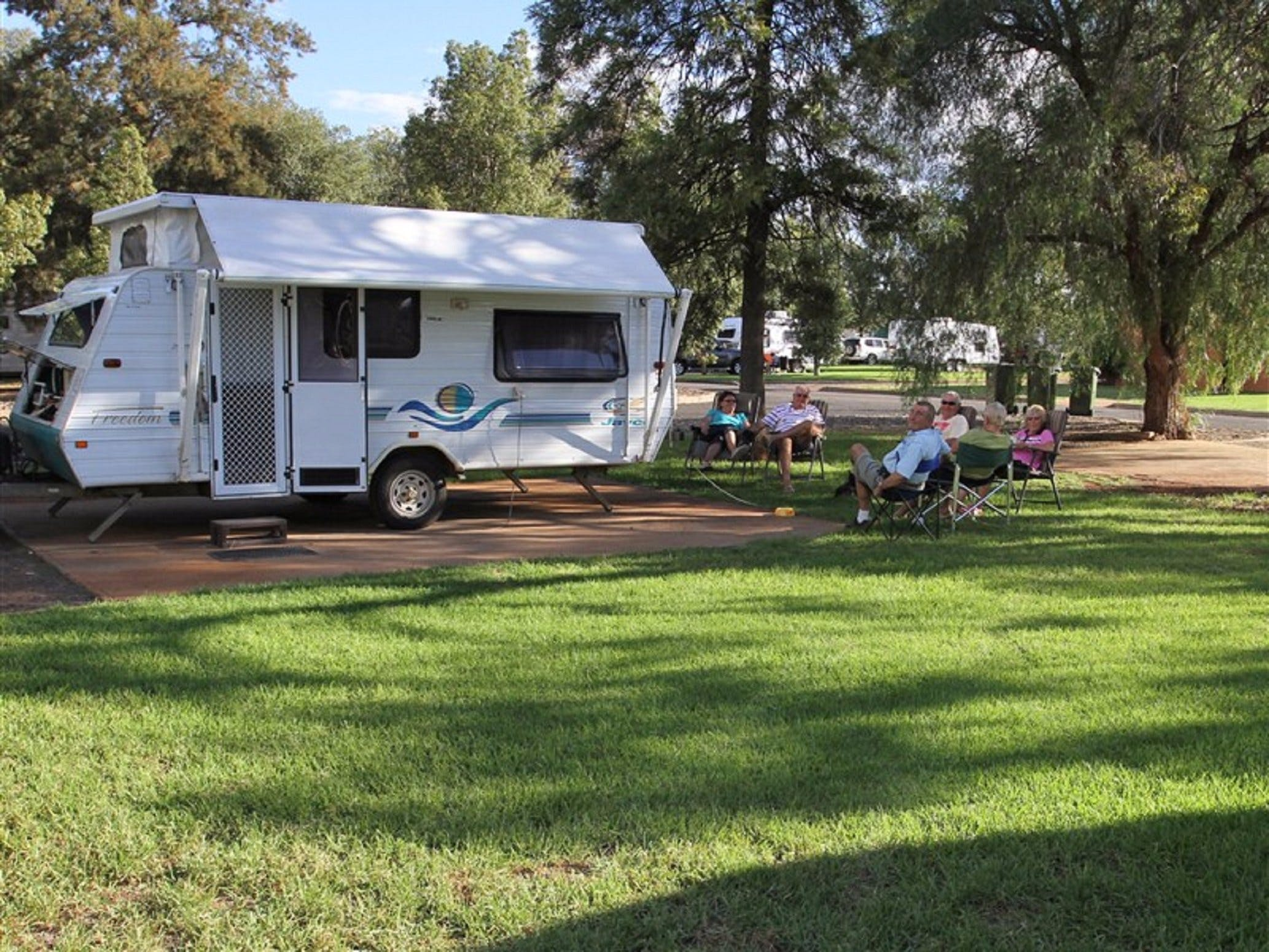 Cobar Caravan Park - Accommodation Sydney