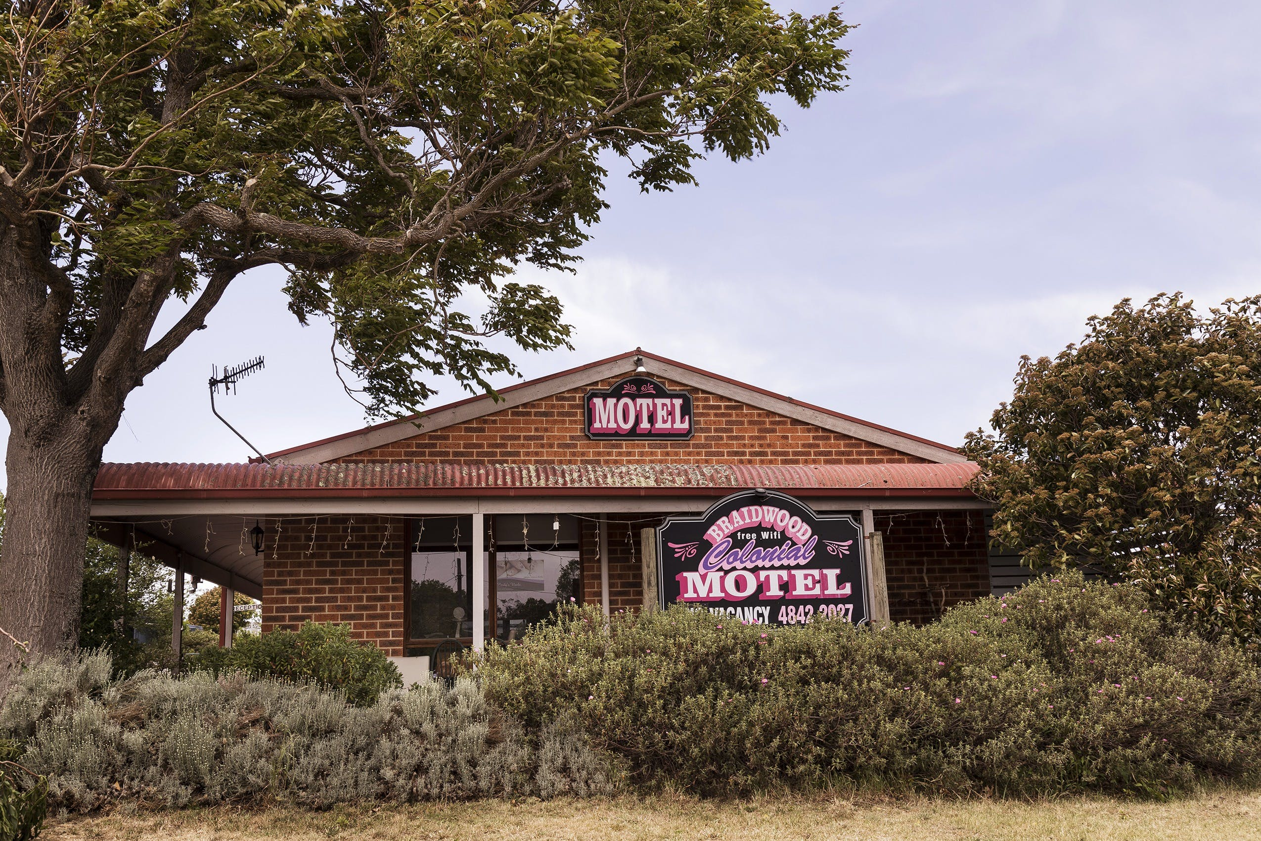 Colonial Motel - Accommodation Sydney