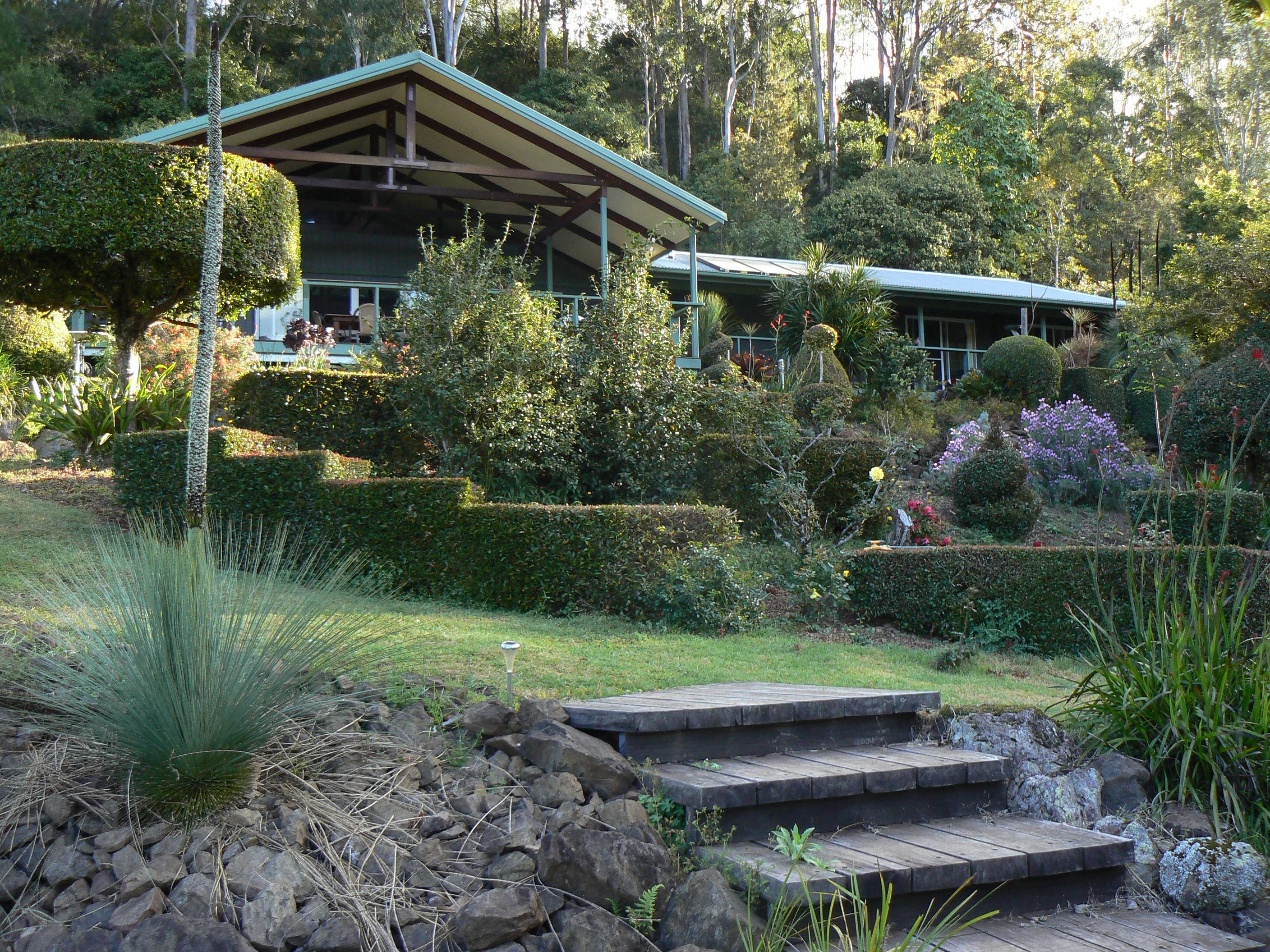 Cougal Park Bed and Breakfast - Accommodation Sydney