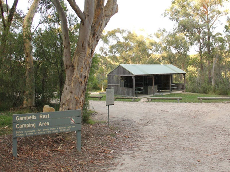 Gambells Rest campground - Accommodation Sydney