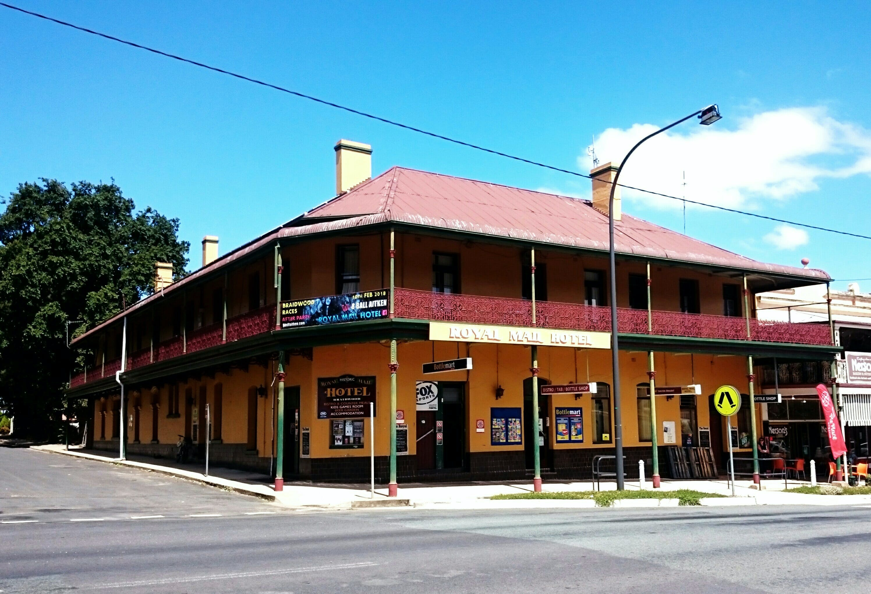 Royal Mail Hotel Braidwood - Accommodation Sydney