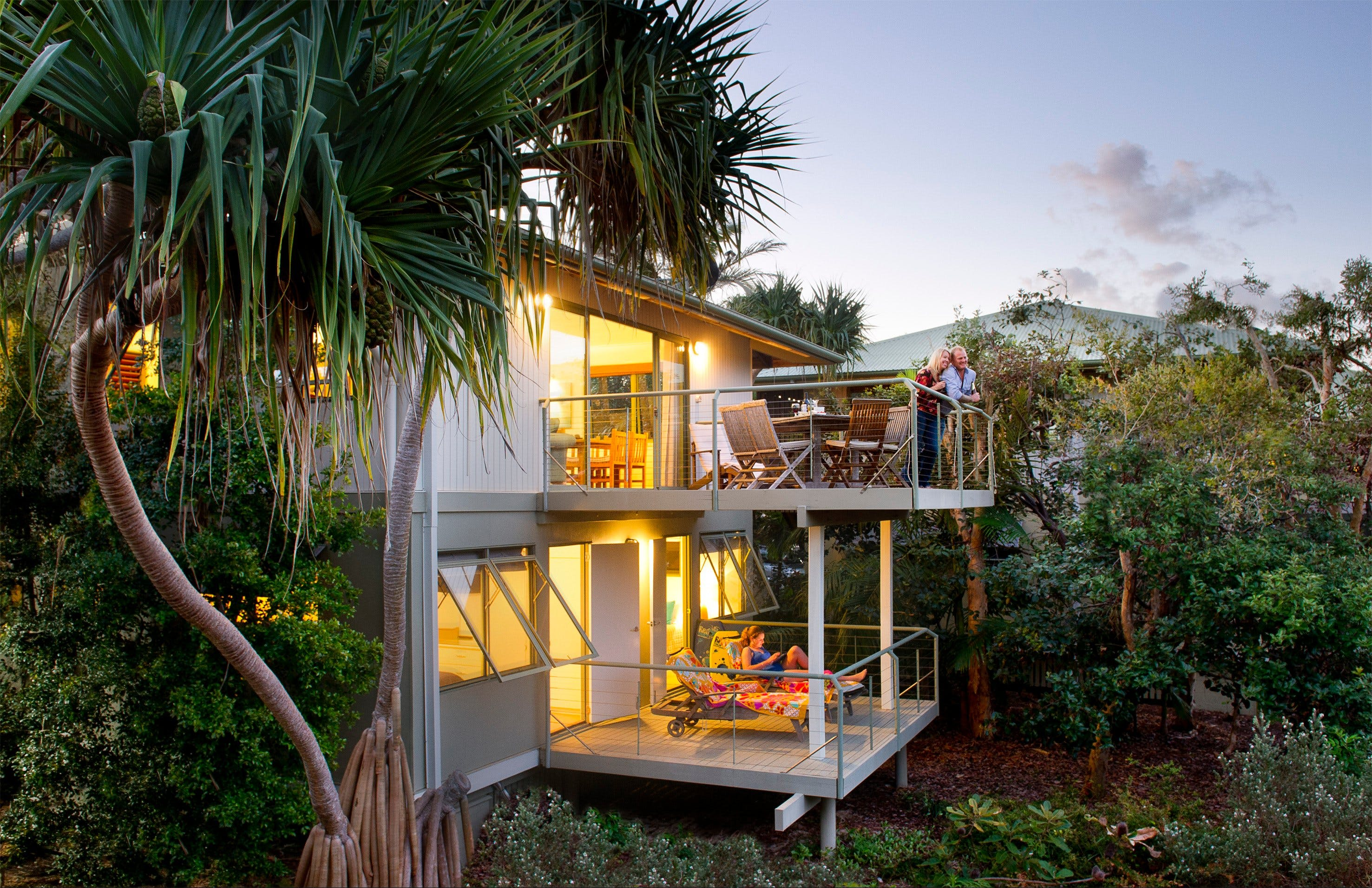 The Retreat Beach Houses - Accommodation Sydney