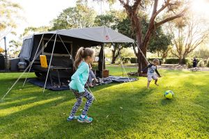 Mortlake Caravan Park - Accommodation Sydney