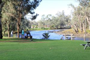 Numurkah Caravan Park - Accommodation Sydney