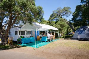 Sorrento Foreshore Camping - Accommodation Sydney