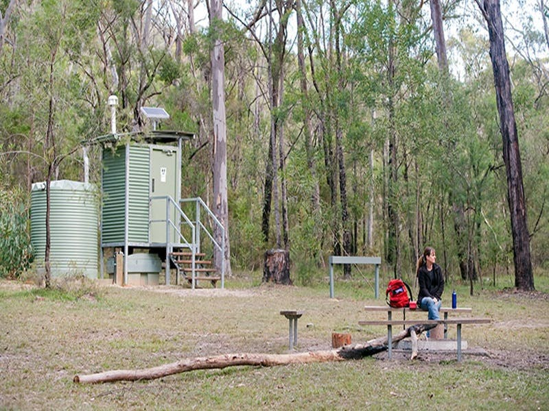 Ten Mile Hollow campground - Accommodation Sydney