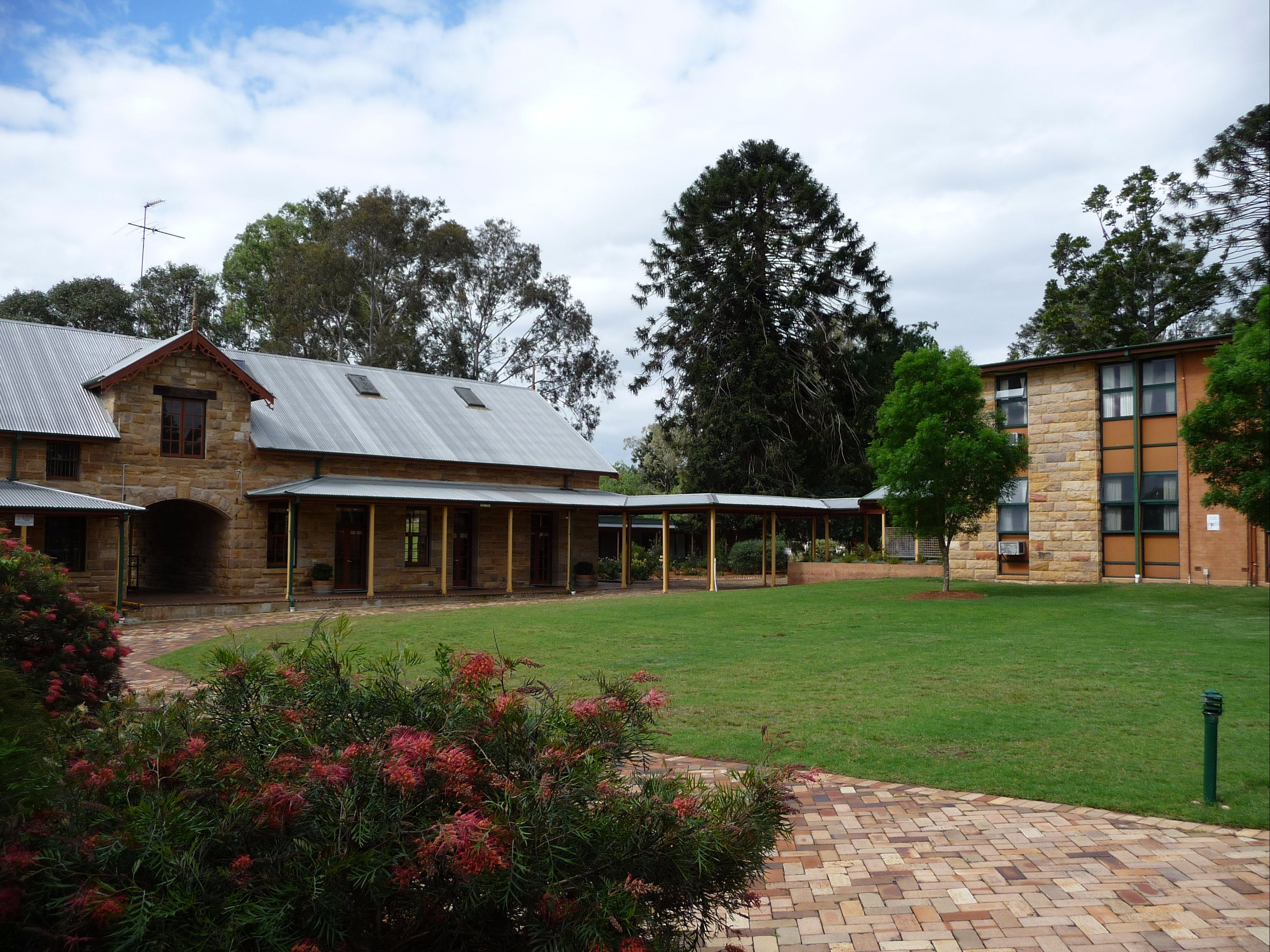 Winbourne - Edmund Rice Retreat and Conference Centre - Accommodation Sydney