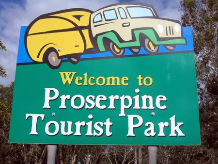 Proserpine Tourist Park - Accommodation Sydney