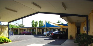 Almare Tourist Motel - Accommodation Sydney