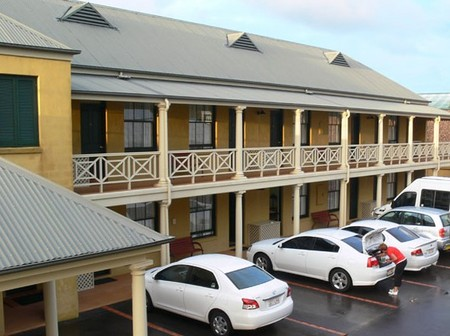 Ballina Heritage Inn - Accommodation Sydney