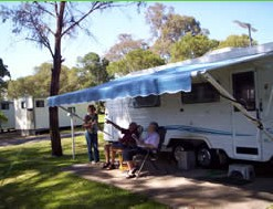 Bega Caravan Park - Accommodation Sydney