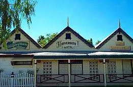 Bourke Riverside Motel - Accommodation Sydney