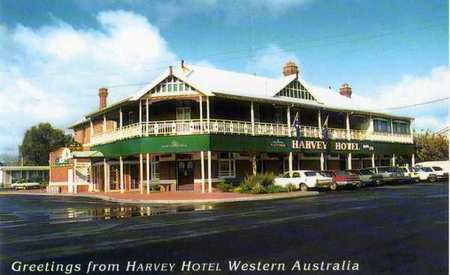 Harvey Hotel - Accommodation Sydney