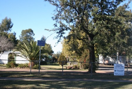 Bingara Caravan Park - Accommodation Sydney