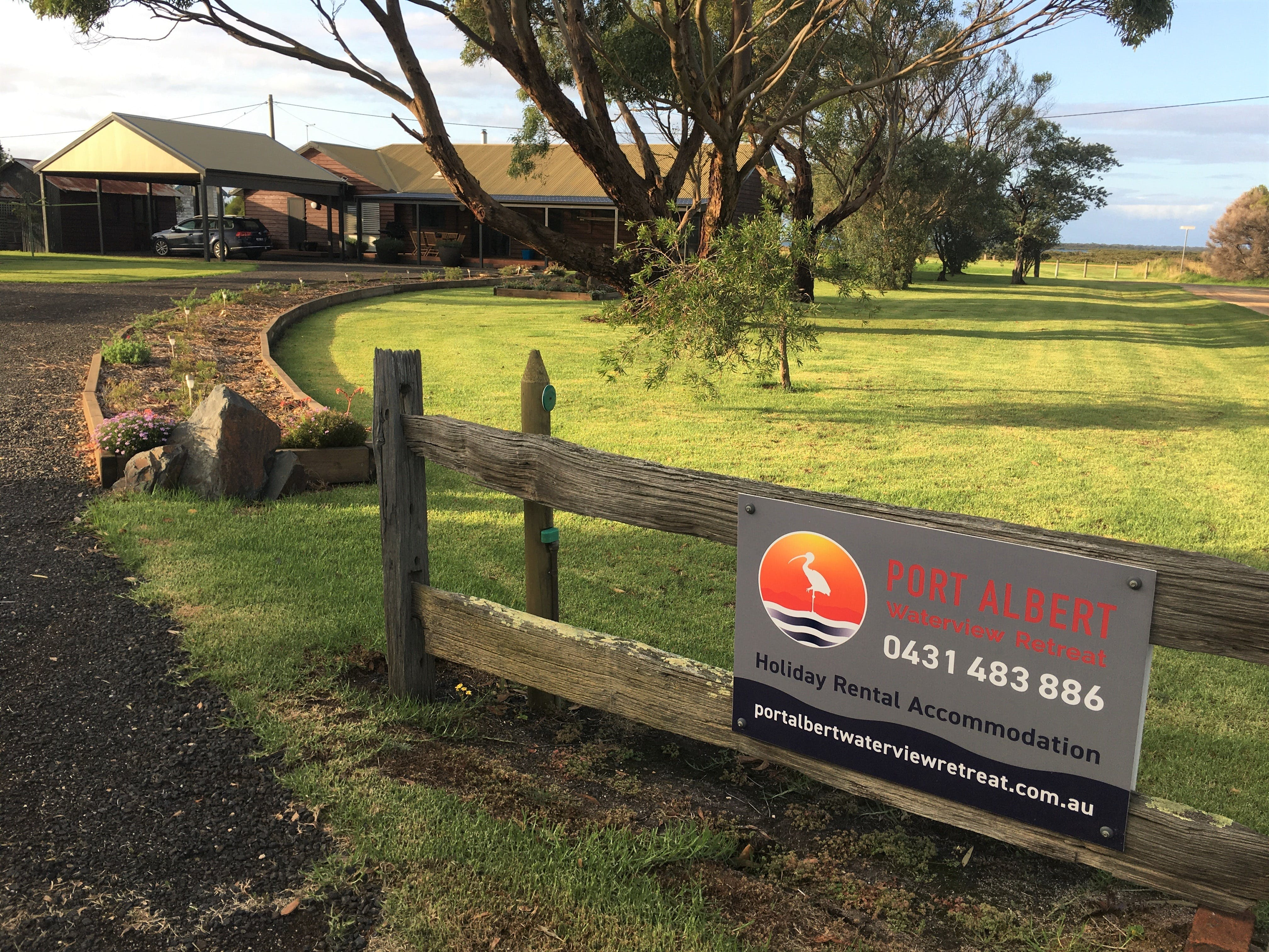 Port Albert Waterview Retreat - Accommodation Sydney