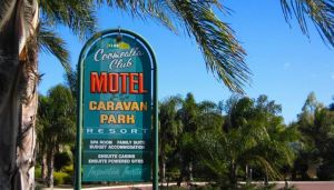 Coomealla Club Motel and Caravan Park Resort - Accommodation Sydney