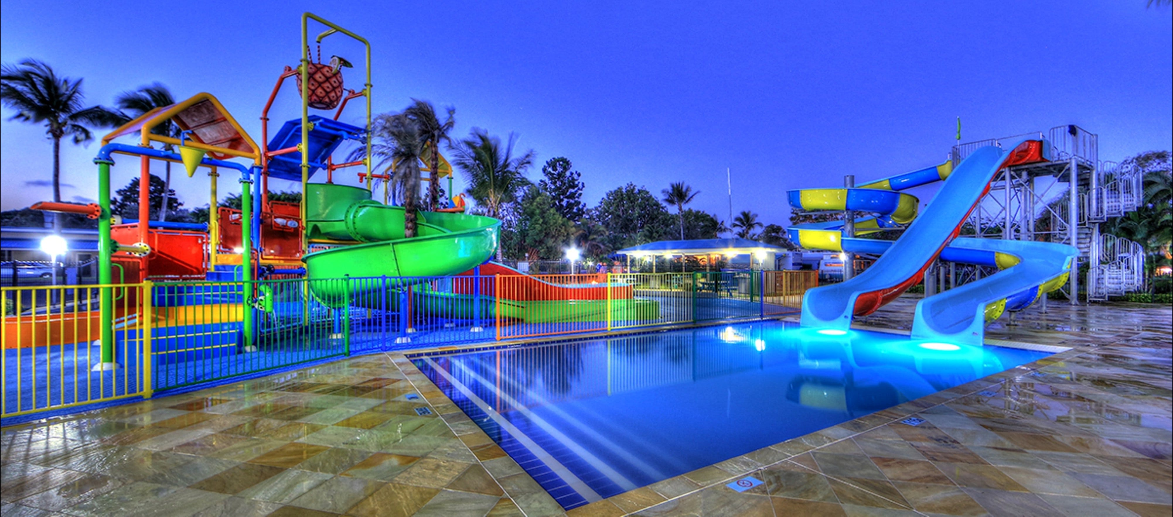 Discovery Parks - Coolwaters Yeppoon - Accommodation Sydney