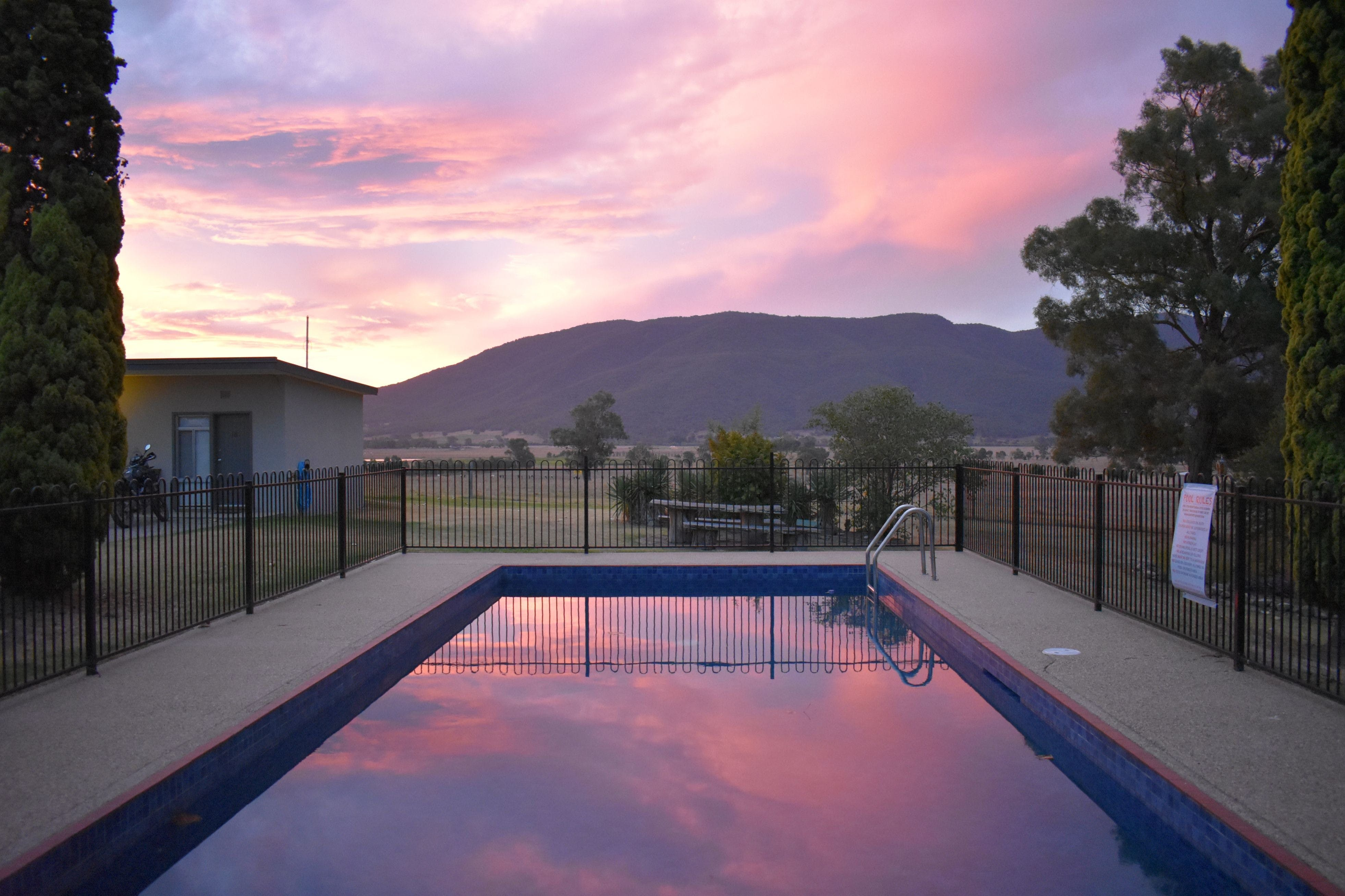 Mountain View Motel Corryong - Accommodation Sydney