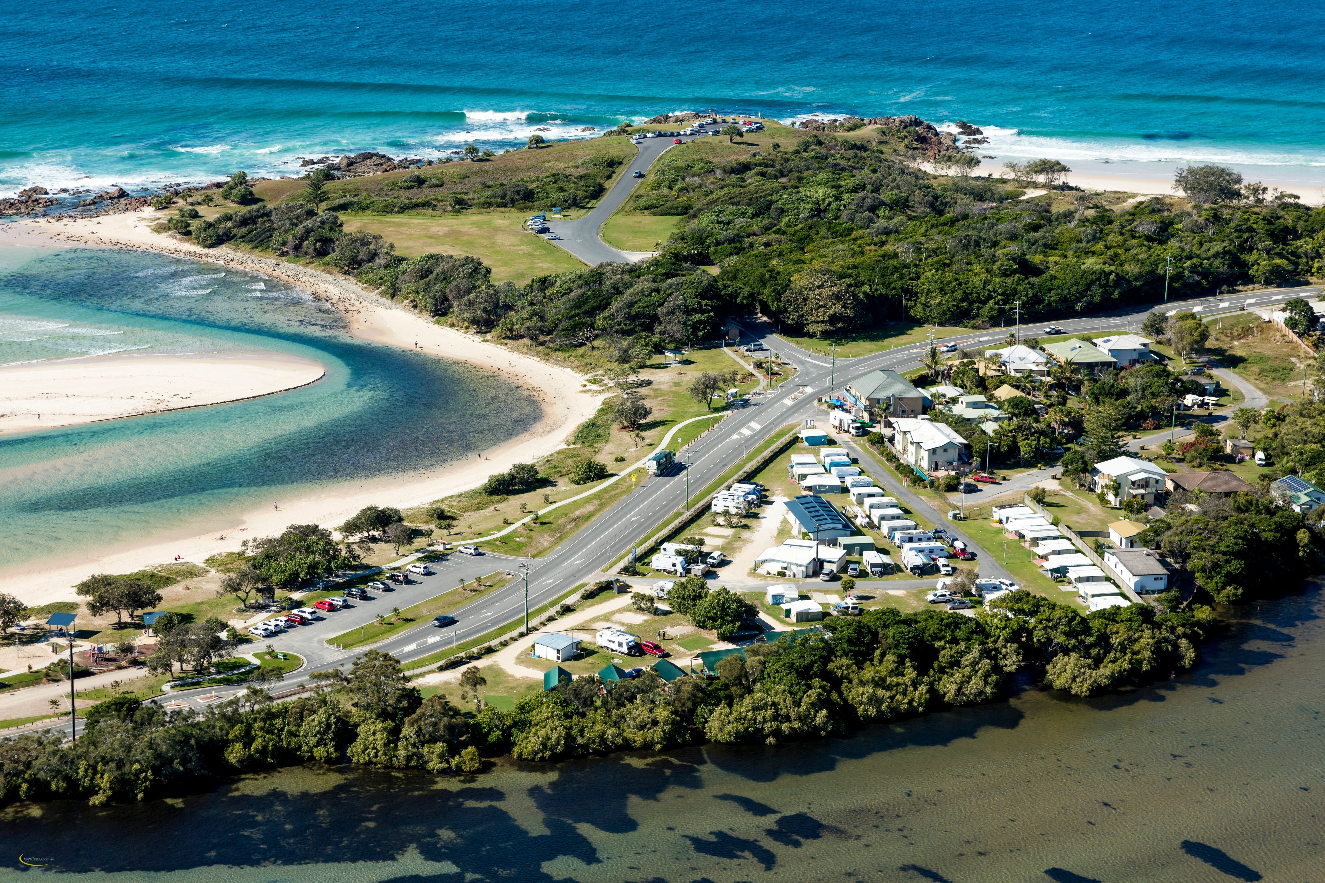 Tweed Holiday Parks Hastings Point - Accommodation Sydney